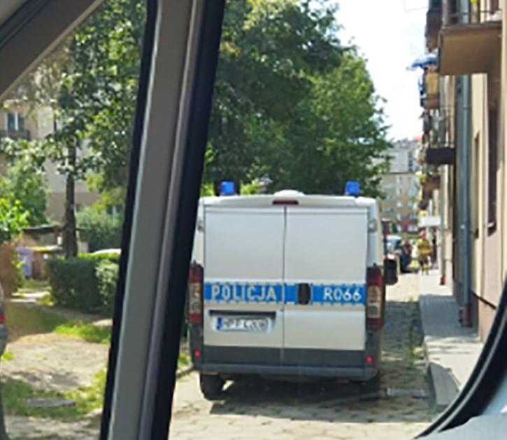 Tragedia w dzielnicy Raków