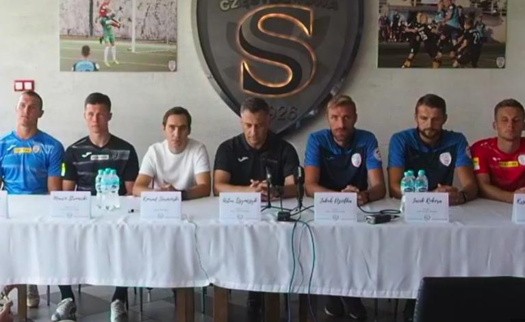Pierwszy mecz Skry Częstochowa w pierwszej lidze