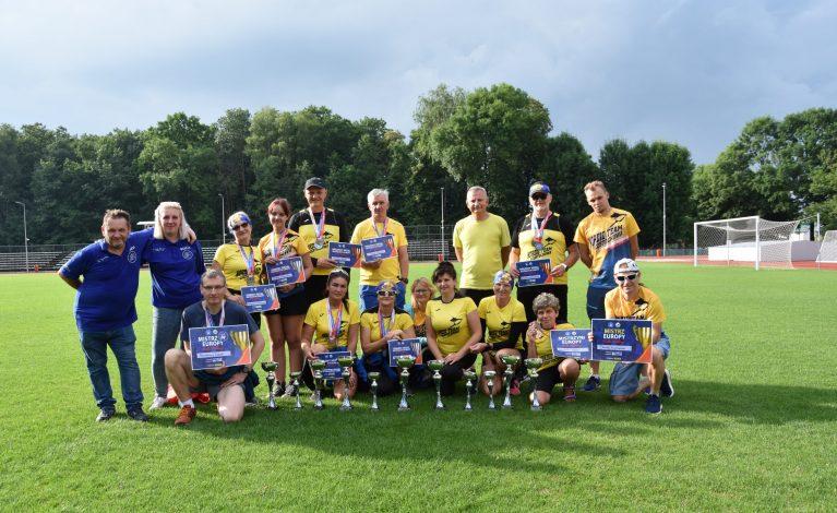 Nordic Team Częstochowa. Puchar Polski Nordic Walking 2021