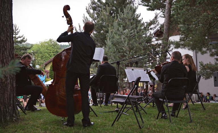 Letni Jurajski Festiwal Muzyczny