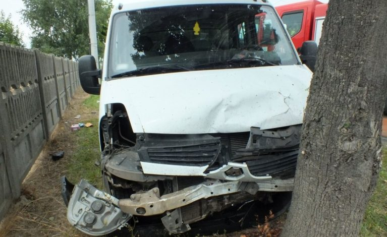 Zderzenie trzech pojazdów. Jeden z kierowców był pod wpływem alkoholu