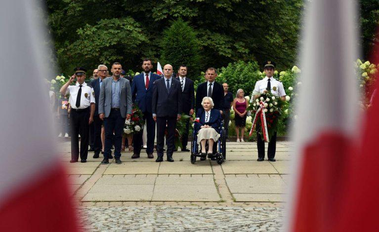 …ku pamięci Powstańców Warszawskich
