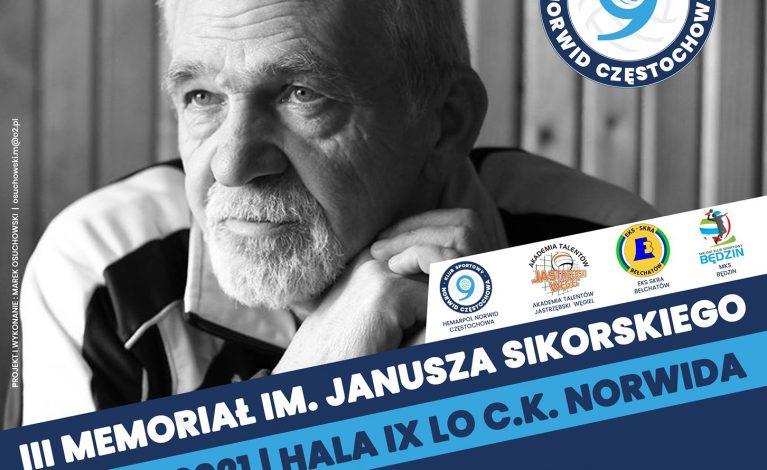 3. Memoriał im. Janusza Sikorskiego