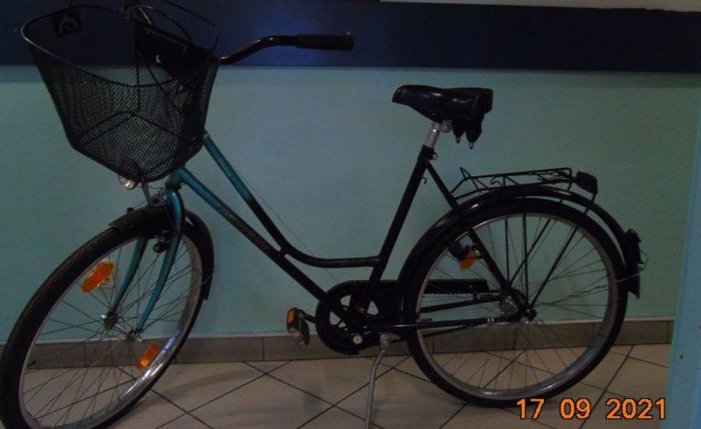 Do kogo należy rower? Policjanci zatrzymali złodzieja