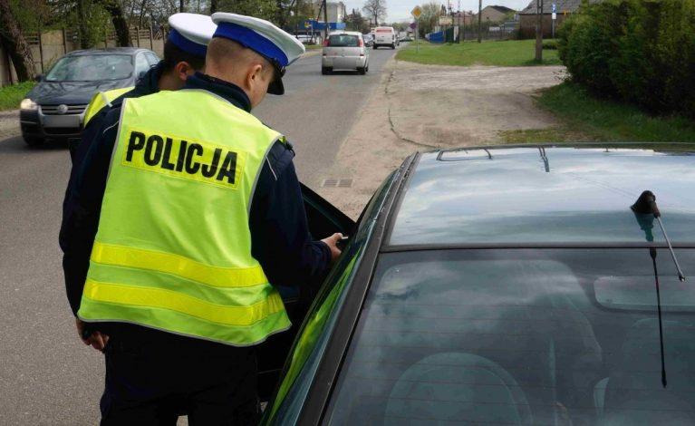 Ponad promil, na zakazie i bez aktualnych badań. 44-letni kierowca miał sporo na sumieniu
