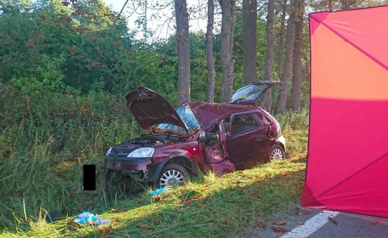 Tragiczny wypadek w Myszkowie