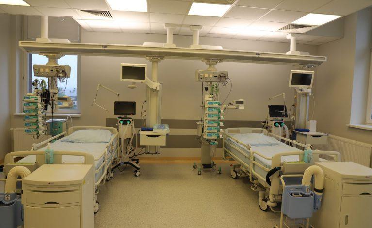 Nowy oddział w Szpitalu Powiatowym w Myszkowie