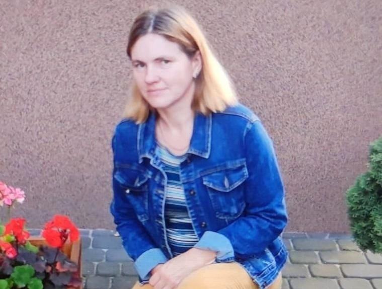Uwaga! Zaginęła 46-letnia obywatelka Ukrainy [AKTUALIZACJA]