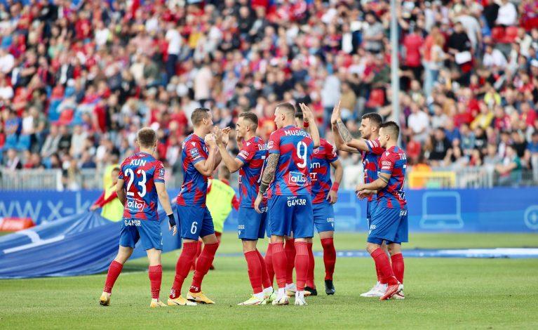 Mecz wyjazdowy. Raków Częstochowa vs. Śląsk Wrocław